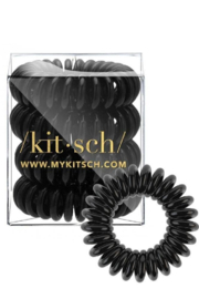 Kitsch 4 Pack Coil Style Hair Ties - Product Mini Image