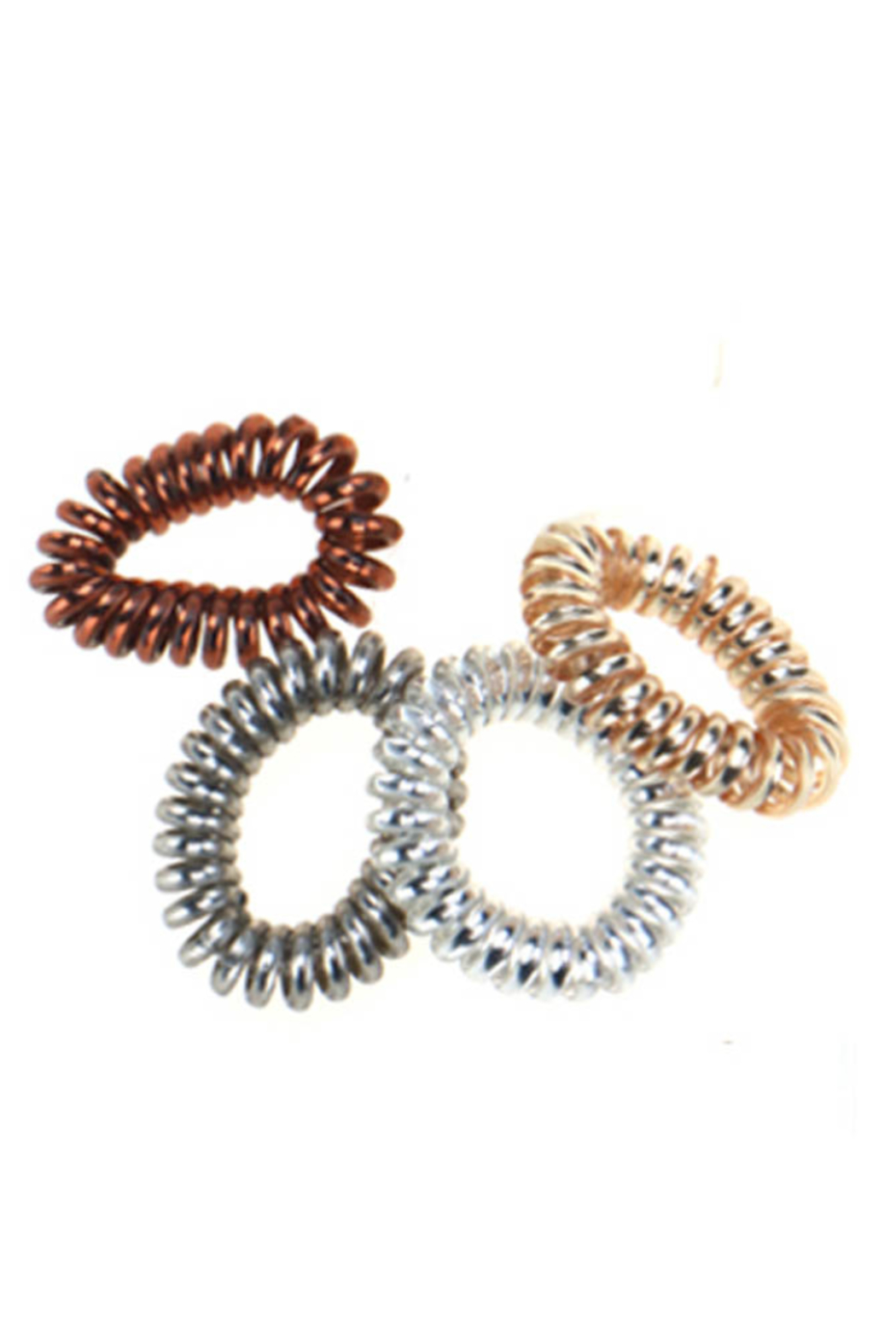 Lyn-Maree's  4 Pack of Hair Coils - Main Image
