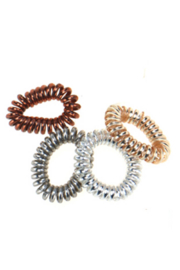 Lyn-Maree's  4 Pack of Hair Coils - Front cropped