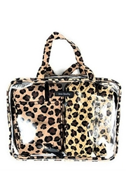 Vera Bradley Leopard 4-Piece Cosmetic - Product Mini Image