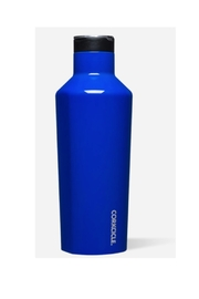 Corkcicle 40 OZ SPORT CANTEEN-COBALT - Front cropped
