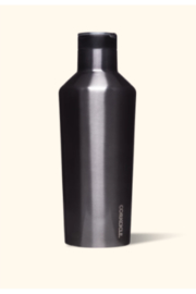 Corkcicle 40 OZ SPORT CANTEEN-GUNMETAL - Front cropped