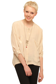 Shoptiques Product: Double Pocket Blouse