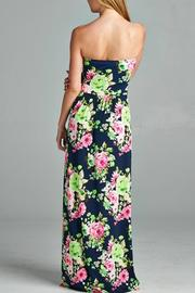 Blush Boutique Aloha Maxi Dress - Front full body