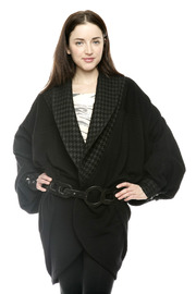 Shoptiques Product: Raglan sleeve cape