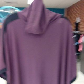 Shoptiques Turtleneck Cape
