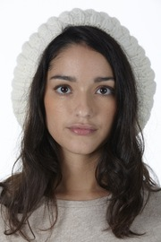 Wool Society France Merino Wool Hat - Front cropped