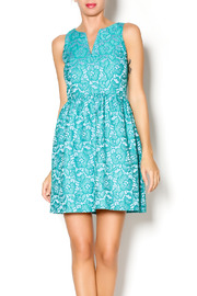 4.Collective Floral Dress - Product Mini Image