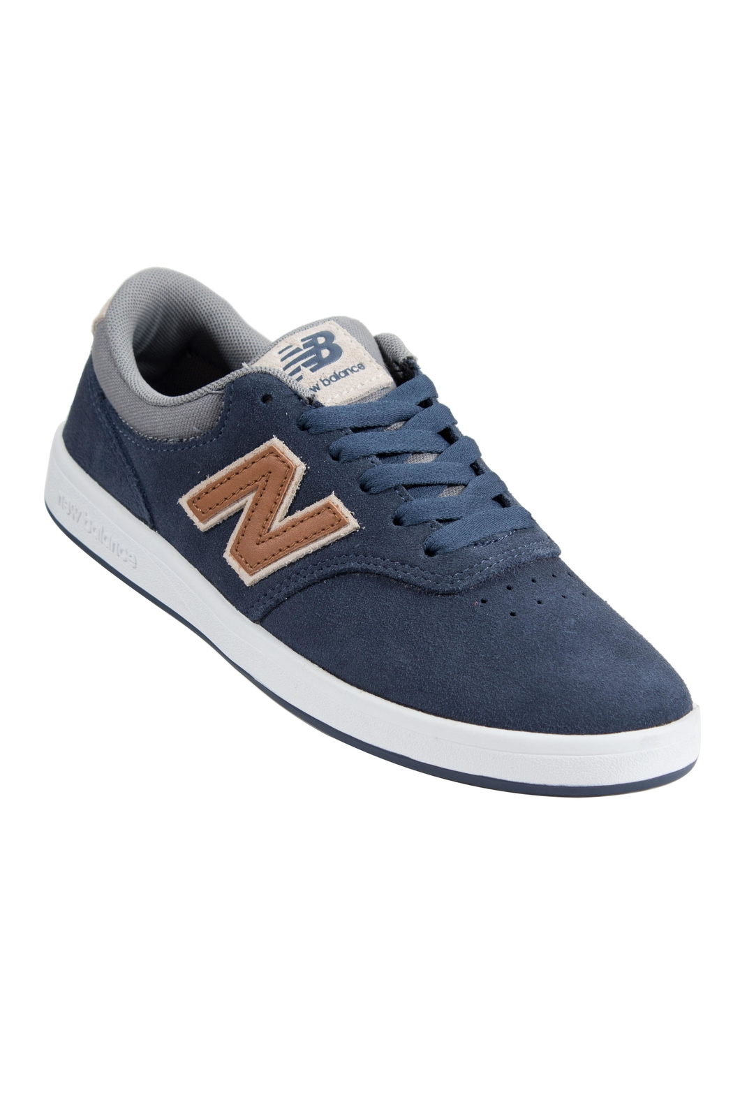 New Balance 424 Sneakers - Back Cropped Image
