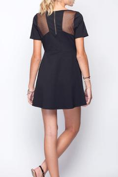 Gentle Fawn Mesh Cutout Dress - Alternate List Image