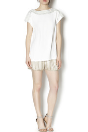 Wish Collection Sequin Track Shorts - Other