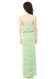 Shoptiques Product: Strapless Maxi Dress - Side cropped