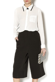Uldahl Off White Shirt - Front cropped