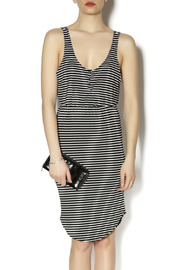Knot Sisters Low Back Alabama Dress - Front cropped