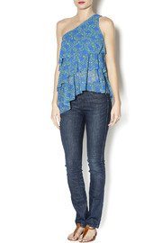 Sweet Pea Three Tier Grace Top - Front full body