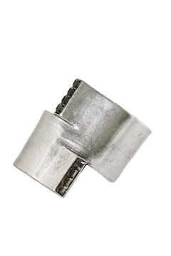 avant garde paris Silver Sonia Cuff - Alternate List Image