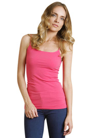 Shoptiques Product: Basic Pink Tank