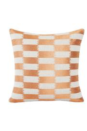 Iosis Blocs Square Pillow - Front cropped