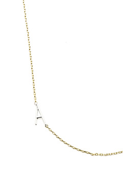 Cool and Interesting OSSV Initial Necklace - Product List Image