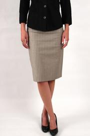 Alena Knee-Length Pencil Skirt - Product Mini Image