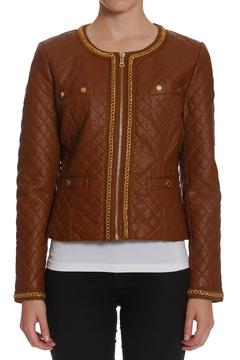 Members Only Quilted Chain Jacket - Product List Image