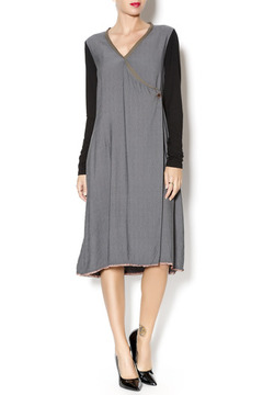Neesh by D.A.R. Faux Wrap Casual Dress - Product List Image