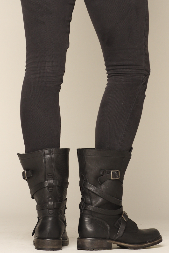 9f7d1da7de5 Steve Madden Banddit Motorcycle Boot from Marina by y i clothing boutique —  Shoptiques