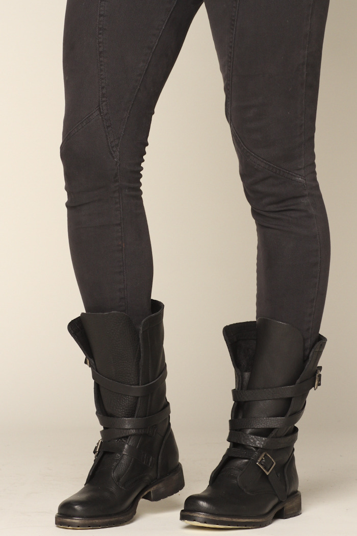 bf8e48685ea Steve Madden Banddit Motorcycle Boot from Marina by y i clothing boutique —  Shoptiques