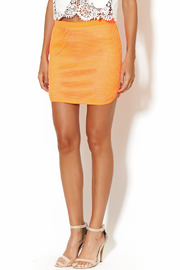 Lush Neon Mesh Skirt - Product Mini Image