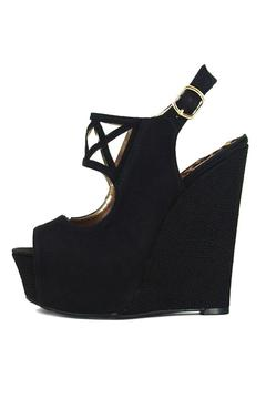 Qupid Cut Out Wedges - Product List Image