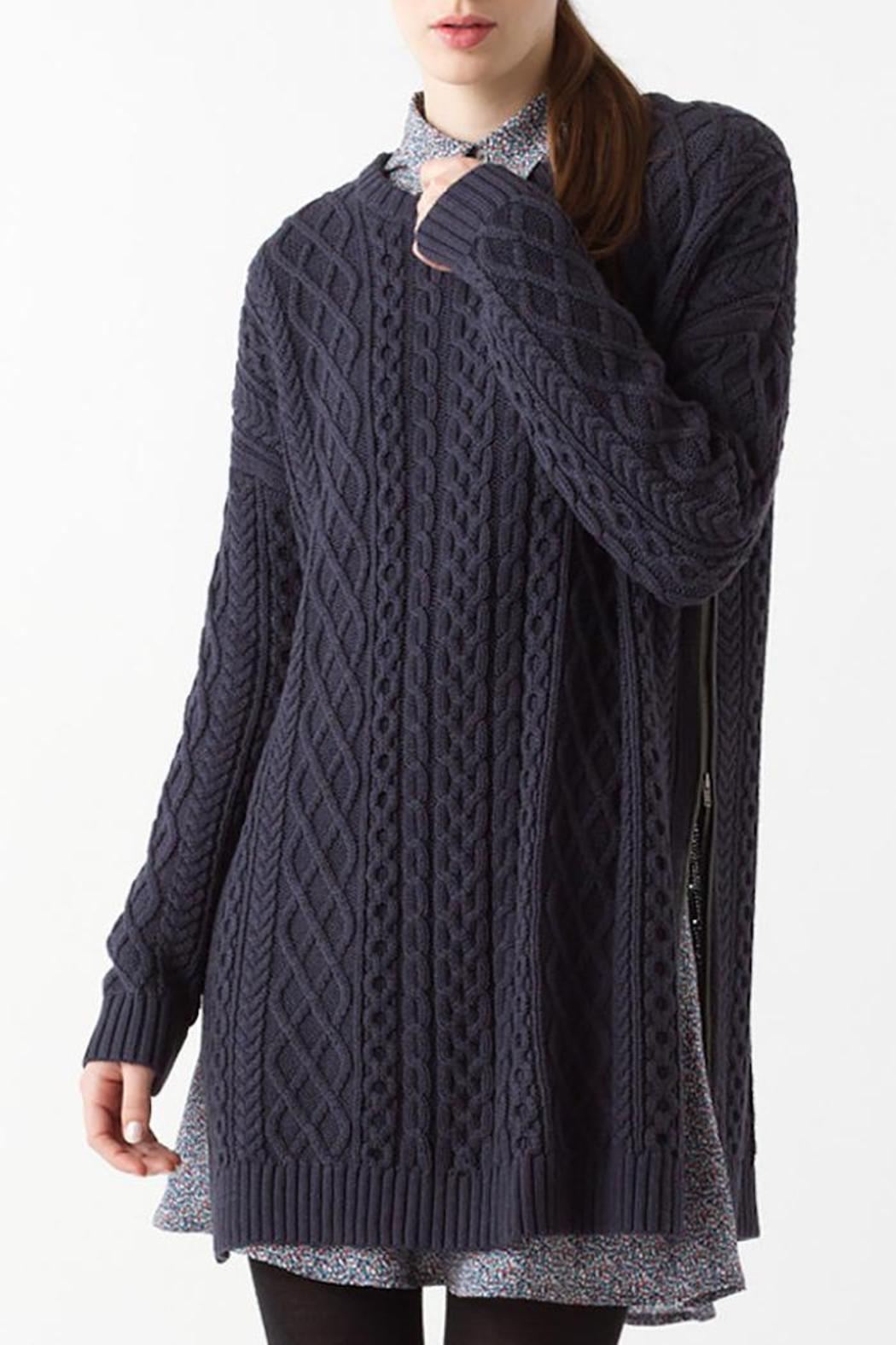 c3ca66890b6 Margaret O'Leary Cable Knit Tunic from Missouri by OSO: A Style Lab ...