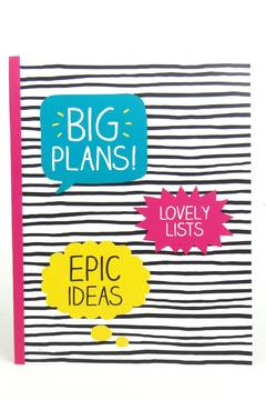 Happy Jackson  Large Jotter Notepad - Product List Image