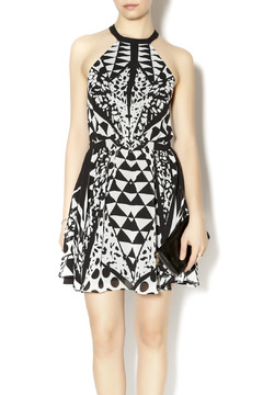 Byrds Black Halter Dress - Product List Image