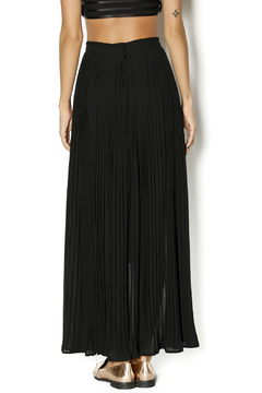 Moon Collection Pleated Maxi Skirt - Alternate List Image