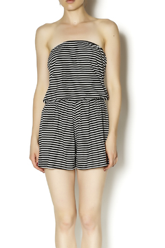 Coveted Clothing Strapless Romper - Product List Image