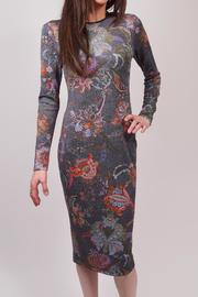Single Floral Sheath Dress - Product Mini Image