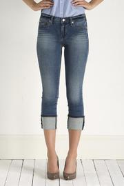Henry & Belle Cropped Skinny Jeans - Product Mini Image