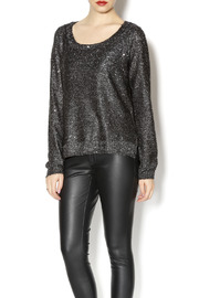Jack Sequin Sweater - Product Mini Image