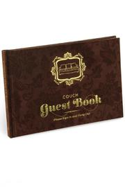 Knock Knock  Couch Guest Book - Product Mini Image