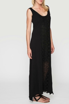 4 Love & Liberty Embroidered Maxi Dress - Product List Image