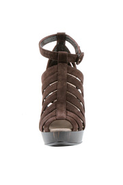 Shoptiques Product: Gladiator Sandals - Front full body