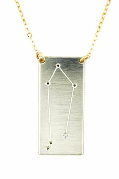 Curiosities Constellation Necklace Libra - Product List Image