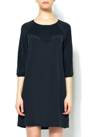 Shoptiques Product: Smocked Front Dress - Front cropped