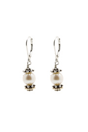 Tiara Fine Jewelry Pearl Earrings - Product Mini Image