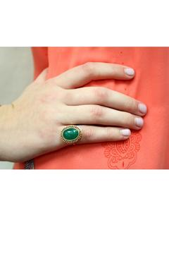 Shoptiques Product: Chrysophrase Ring