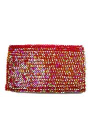 tu-anh Firecracker Red Clutch - Product Mini Image