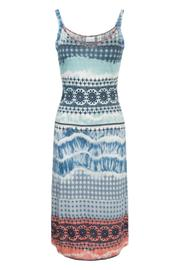 Tribal V Neck Dress - Product Mini Image