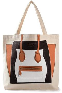 My Other Bag Madison White Tan - Product List Image