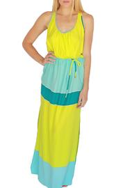 Amanda Uprichard Button Back Maxi - Product Mini Image