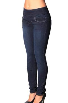 LOLA Pull-On Slimming Jeans - Product List Image